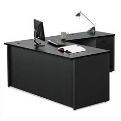 """Compact L-Desk - 60""""W"""
