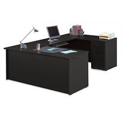 "Compact U-Desk - 60""W"