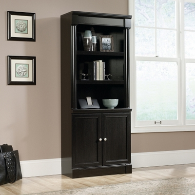 "Bookcase with Doors - 29""W x 72""H"
