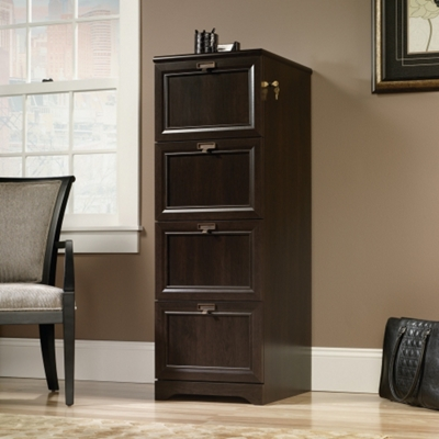 """19""""W Four Drawer Lateral File"""