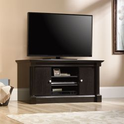 "47""W x 19""D TV Stand with Two Doors"