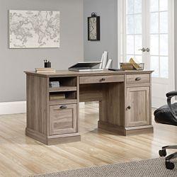 "Double Pedestal Desk - 59""W"