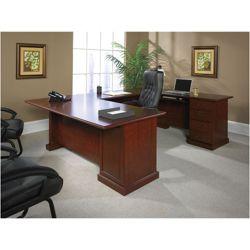 Traditional Executive U-Desk
