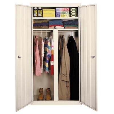 """Hetfield Wardrobe Cabinet - 72""""H"""