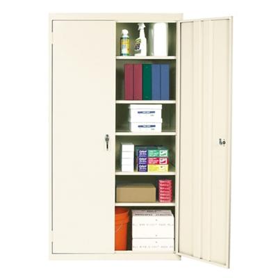 "Hetfield Combination Storage Cabinet - 72""H"