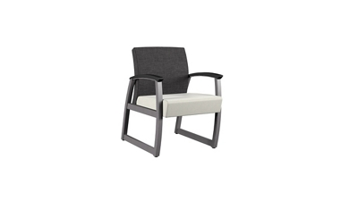 Behavioral Health Vinyl Guest Chair
