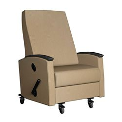 Mobile Rocker Recliner