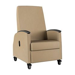 "Narrow Recliner with 22""W Seat - 600 lb Weight Capacity"