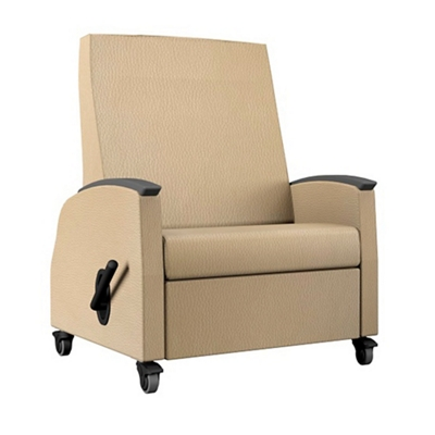"""Narrow Recliner with 22""""W Seat - 600 lb Weight Capacity"""