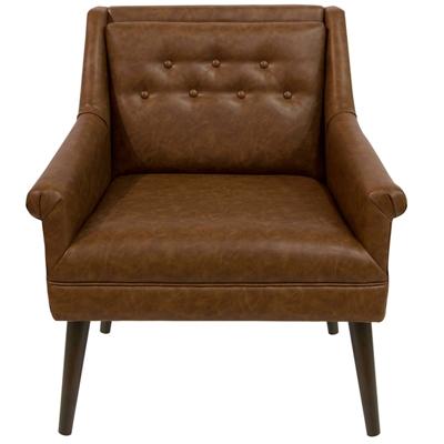 Mid-Century Modern Polyurethane Chair