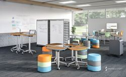 Great for active classrooms