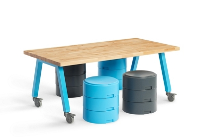 Shown with Oodle stool (86533)
