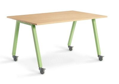 "Fixed Studio Table - 72""W x 48""D x 40""H"