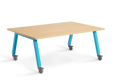 "Fixed Studio Table - 72""W x 48""D x 29""H"