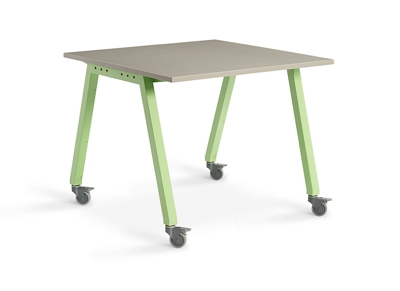 "Fixed Studio Table - 48""W x 48""D x 40""H"