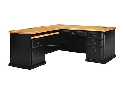"""Left Return L-Desk - 68.25""""W"""