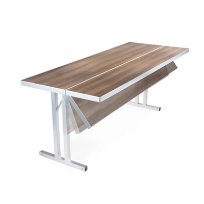 "Flip Top Seminar Table - 96""W x 30""D"