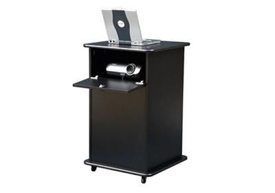Compact Media Projector Cart