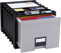 "Letter Sized Archive Storage Box - 18"""