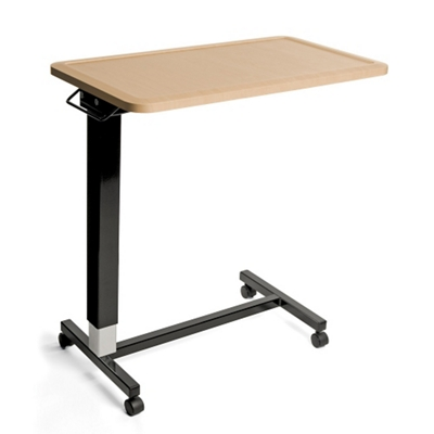 """Overbed Table with H Base - 32""""W"""