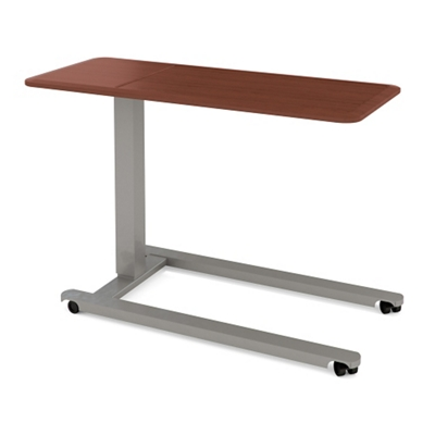 "Adjustable Height Oversized Overbed Table - 42""W"