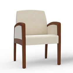 Behavioral Health Vinyl Guest Chair