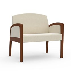 "Behavioral Health Bariatric Guest Chair - 31""W Seat"