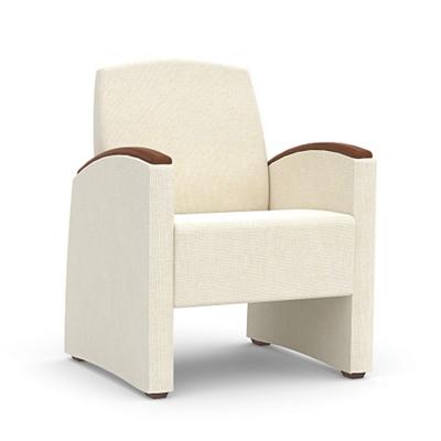 "Behavioral Health Bariatric Vinyl Lounge Chair - 31""W Seat"