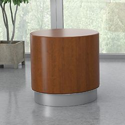 "Behavioral Health Drum Table - 24""DIA"