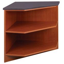 "Library 90 Degree Corner Shelf - 30""H"
