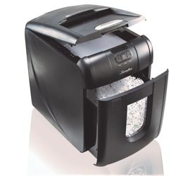 Stacking Micro Cut 7 Gallon Paper Shredder