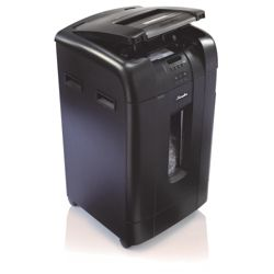 Stacking Micro Cut 31 Gallon Paper Shredder