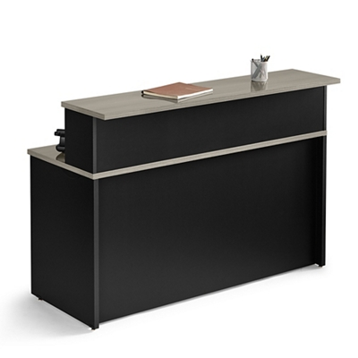 "Reception Desk - 60""W x 24""D"