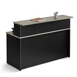 "Reception Desk - 60""W x 24""D"
