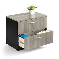 Locking Two Drawer Lateral File