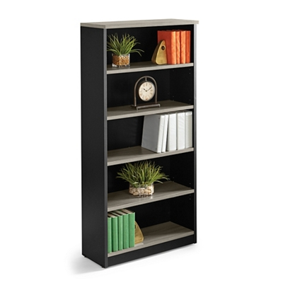 Five Shelf Bookcase
