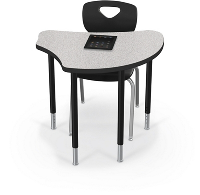 "Configurable Student Desk - 33""W"