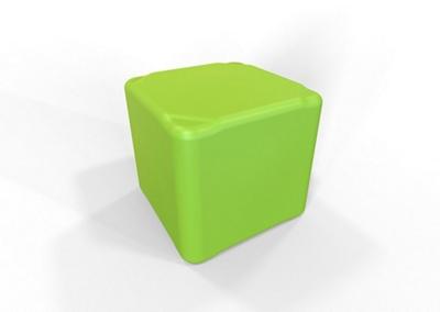 """Large Cube - 17.75""""W x 17.75""""D x 16.5""""H"""