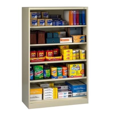 "Open Style Storage Cabinet - 48""W x 18""D x 78""H"