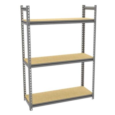 """Three Shelf Storage Rack - 42""""W x15 """"D"""
