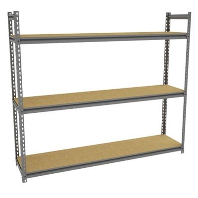 """Four Shelf Storage Rack - 69""""W x 30""""D"""