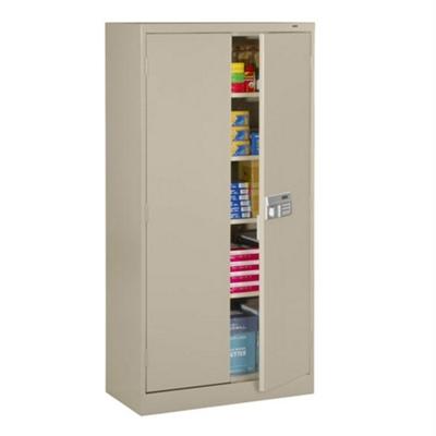 "Storage Cabinet with Keypad Lock - 72"" H"