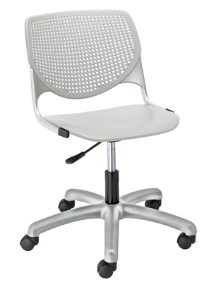 Perforated Back Polypropylene Task Chair