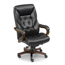 Kingston Big and Tall Faux Leather Executive Chair