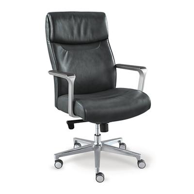 La Z Boy Lombard Leather Executive Chair