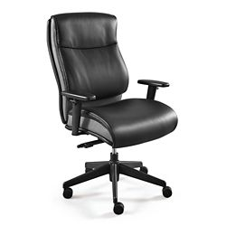 Tone Faux Leather Ergonomic Task Chair