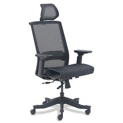 La-Z-Boy Moorland Mesh Chair with Headrest
