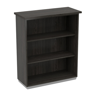 "42"" H Three Shelf Bookcase"