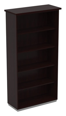 """72""""H Five Shelf Bookcase"""