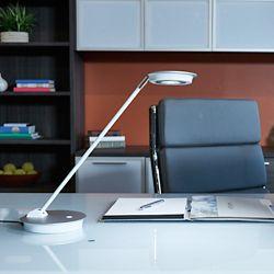 OttLite WorkWell Uplift Desk Lamp